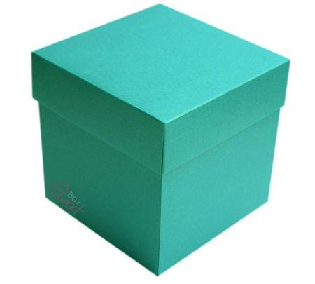 Exploding Box turkusowy perłowy - GoatBox