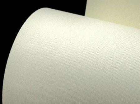 Papier ozdobny - Ecru ze strukturą GoatBox